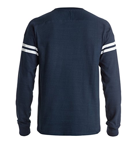DC Mens Rogahn Long-Sleeve Shirt Black
