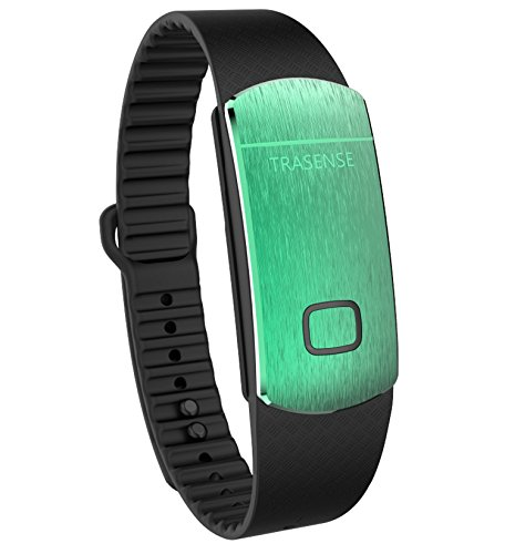 Trasense Fitness Tracker,Bluetooth V4.0 Calorie Counter Pedometer Sport Activity Tracker for Android and IOS Smart (Website Ideas For Kids)
