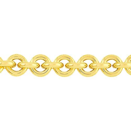 HISTOIRE D'OR - Bracelet Or - Femme - Or jaune 375/1000