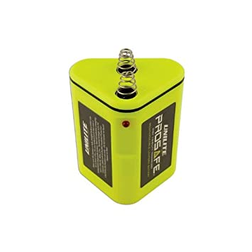 Connect - 30618 Hi-Vis Plug-in Rechargeable Lantern Battery PS-RB1