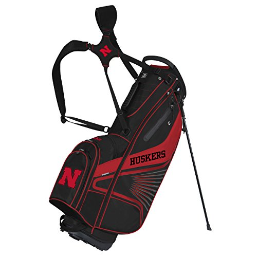 - Team Effort Nebraska Cornhuskers Gridiron III Stand Bag