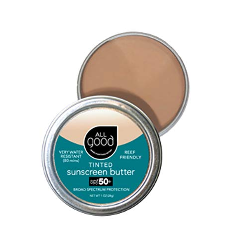 All Good Organic Tinted Sunscreen product image