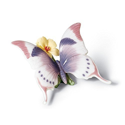 Lladro A Moments Rest Butterfly Figure by Lladro
