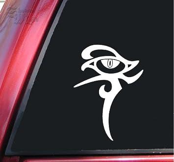 "Egyptian Eye of Horus Ra Graphic Die Cut decal sticker Car Truck Boat Window 12/"""