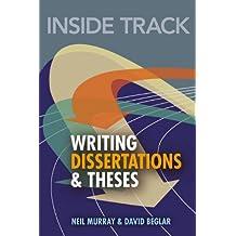 Amazon david beglar books inside track to writing dissertations theses fandeluxe Gallery