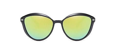 QHorse - Gafas de sol de media montura con filtro de ...