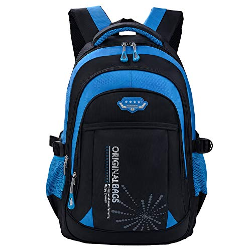 Fanspack School Backpack For Boys Bookbag School Bags Boys Back to School Supplies