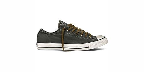 8b1b2fc10776 Converse Well Worn All Star Ox - Privet UK 10  Amazon.co.uk  Shoes ...