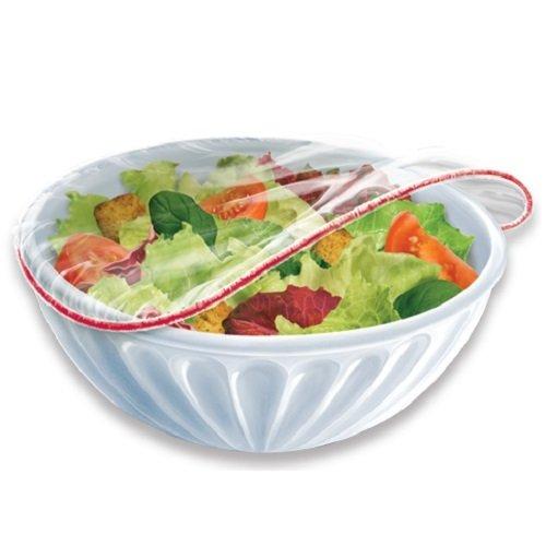 CoverMate stretch-a-fit alimentos, fundas de grande (22.9- 35.6cm), 60total