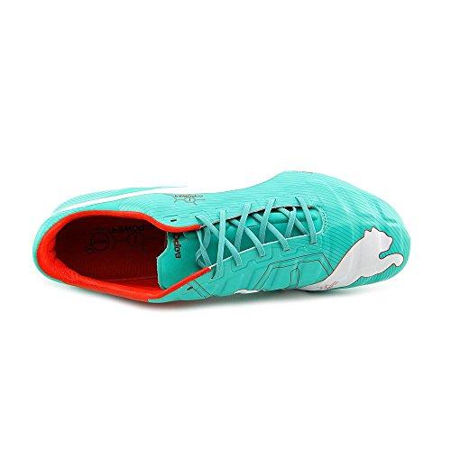 Puma Evo Power 1 Fg Uomo Verde Scarpe ginnastica Taglia EU 44,5