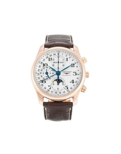 Longines-Master-Complications-18k-Rose-Gold-Chronograph-Moon-Phase-Luxury-Mens-Watch-L26738785