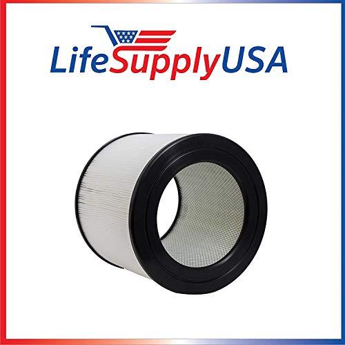 LifeSupplyUSA Filter fits Honeywell 29500 HEPA Enviracaire Models: 50300, 50311, 53000, 53001, 64500, 83163, 83168