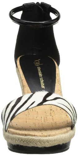 SODASIPHON Bliss Ss13-s-39b - Sandalias para mujer, color Negro (Noir (Black))