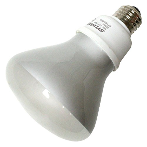 Sylvania 26931 - CF16EL/BR30/835/RP Flood Screw Base Compact Fluorescent Light Bulb Flood Screw Base Compact