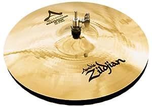 "Zildjian A Custom 14"" Mastersound Hi Hat Cymbals Pair"