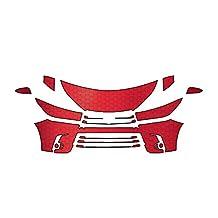Toyota Highlander 2017 3M Scotchgard PRO Series PreCut Paint Protection Film Clear Bra Kit