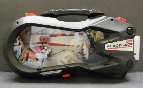 Tech Toyz Aeroblade Tactical Wireless Indoor Helicopter -...