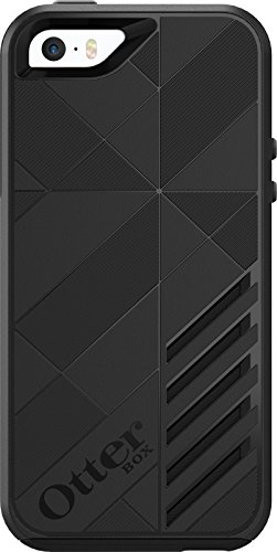 OtterBox Achiever Series Case for Apple iPhone 5/5S/iPhone SE - Black