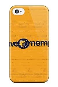 High Grade LeeJUngHyun Flexible Tpu Case For ipod touch 4 - Memphis Grizzlies Nba Basketball (18)