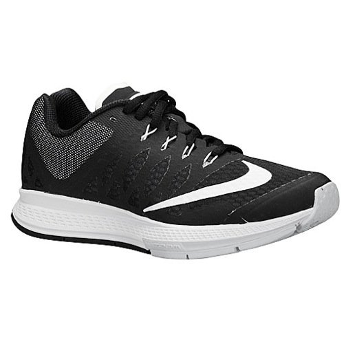 Nike Womens Air Zoom Elite 7 Running Shoes Black/White (8)