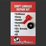 Bushing Fix TB1KIT - Transmission Shift Cable Bushing Repair Kit