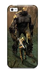 ZippyDoritEduard Case Cover Protector Specially Made For Iphone 5c The Witcher