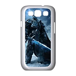 Samsung Galaxy S3 9300 Cell Phone Case White The Lich King 006 YT1379215