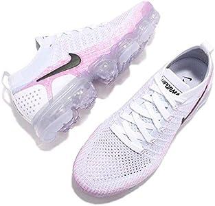 best service 77c29 014cc Nike Women's W AIR Vapormax Flyknit 2, White/Black-Hydrogen ...