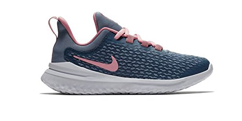 Chaussures Fille gridiron De Compétition diffused pink Slate 400 ashen Rival Multicolore Nike ps Blue Running gUwqcax4ZH