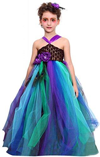 Bow Dream Flower Girl's Dress 2T