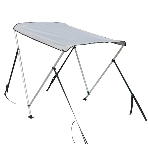 Portable Bimini Top Cover Canopy For Length 7.5-11 ft Inflatable Boat (2 bow)