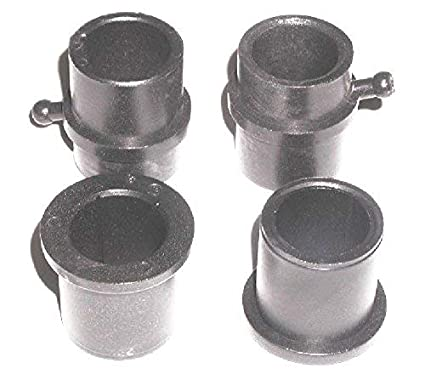 (4 Pk) Wheel Bushings Compatible With MTD (2) 741-0990 & (2) 941-0516