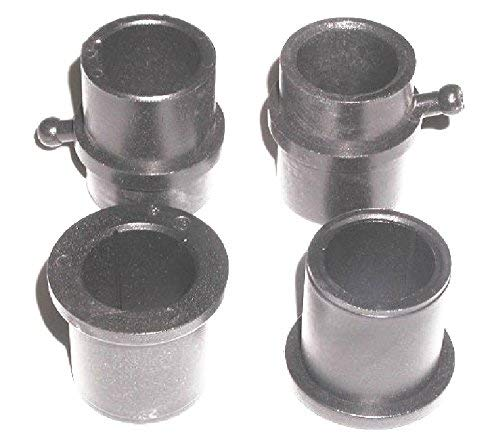 4PK Of Wheel Bushing Compatible with MTD 741-0990 And 941-0516You Get (2) 741-0990 & (2) 941-0516