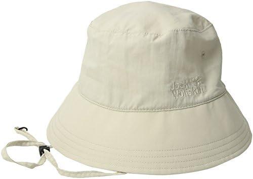 87b7143c Amazon.com : Jack Wolfskin Supplex Sun hat Headgear, Medium, Light ...