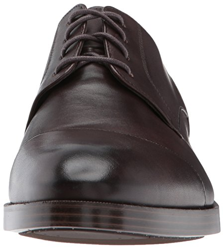 Cole Haan Mens Henry Grand Blucher Cap Ox Oxford Dark Brown/Dark Brown 1AgXX91vs