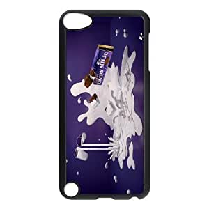 Cadbury Chocolate Bar Pattern Productive Back Phone Case FOR Ipod Touch 5 -Style-6