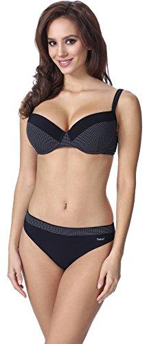 Merry Style Womens Bodyshaping Push Up Bikini F02 (Pattern-345,