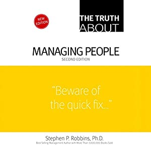 The Truth About Managing People Audiobook
