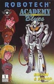 Download Robotech Academy Blues #1 ebook