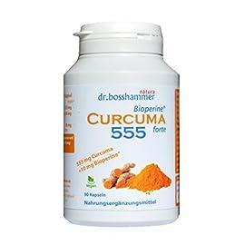 Curcuma Bioperine forte