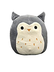 Squishy Squooshems Cuddle Plush Pillow : Squishmallows - Hoot 16