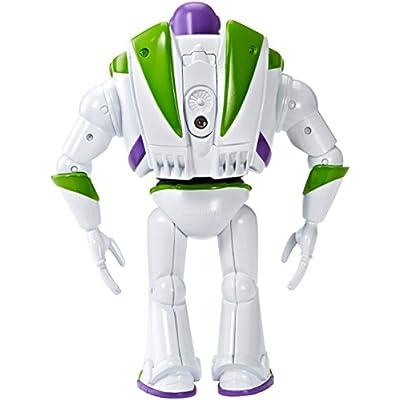 Disney/Pixar Toy Story Talking Buzz Figure: Toys & Games