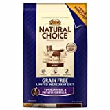 Natural Choice Grain Free Venison Meal and Potato Formula Adult Dog Food, 24-Pound, My Pet Supplies