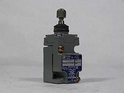 Square D 9007C52ED - Interruptor de límite NEMA de alta ...