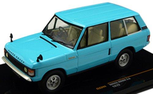 1/43 レンジローバー 1970 ブルー CLC244