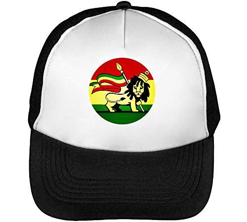 Blanco Judah Negro Lion Snapback Beisbol Cute Gorras Of Graphic Hombre TgP4WwAqf