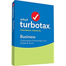 TurboTax Business 2015 Federal + Federal Efile