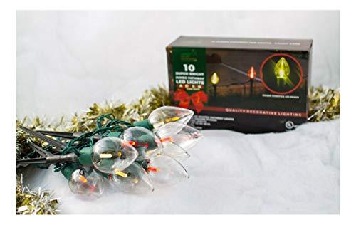 Jumbo Led Christmas Lights in US - 9