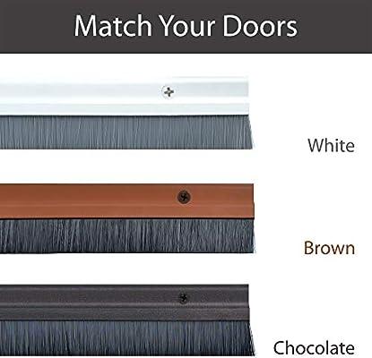 Amazon.com: Puerta casa puerta sello (3.3 foot) placa de ...