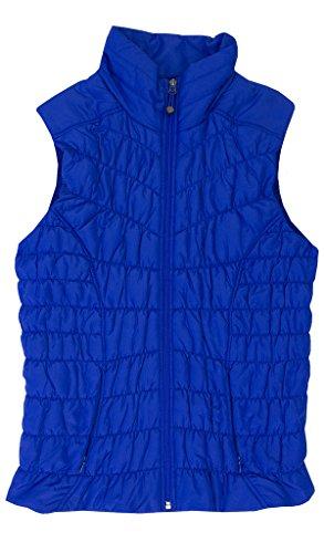90 Degree By Reflex - Womens Padded Vest Cobalt Blue Large